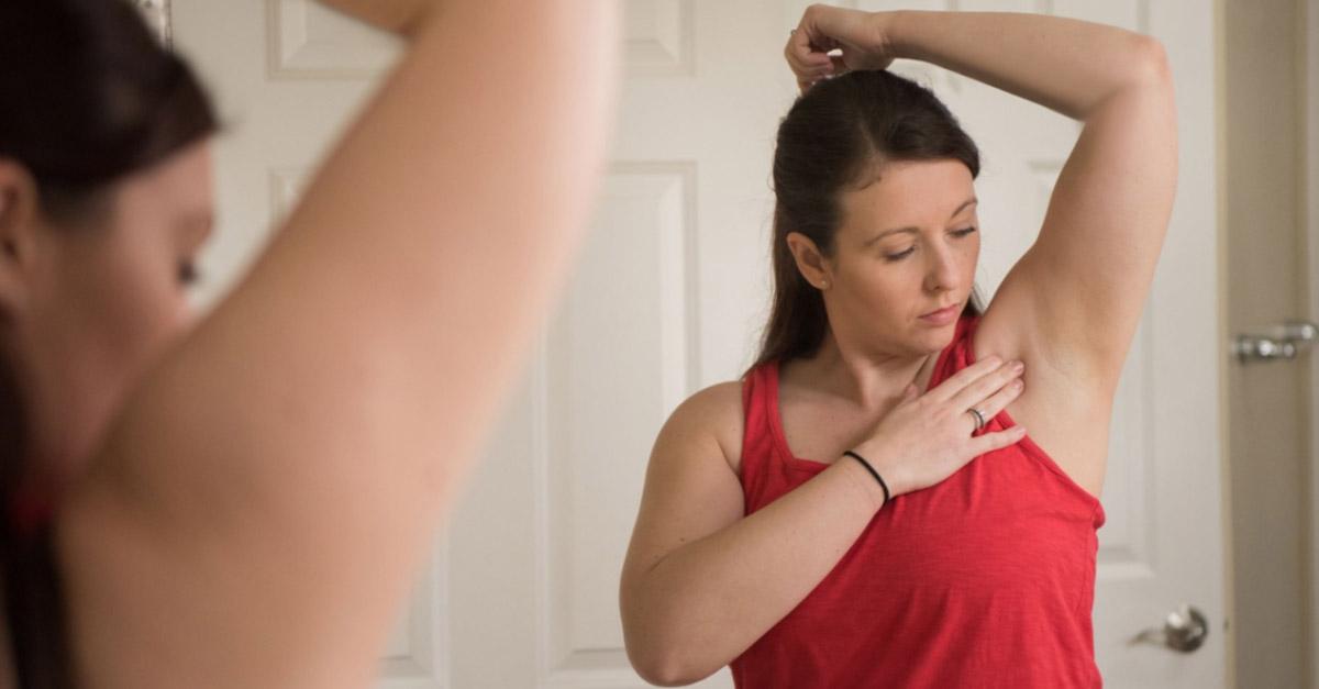 Linfedema e cancro al seno come ridurlo con l'esercizio fisico 2