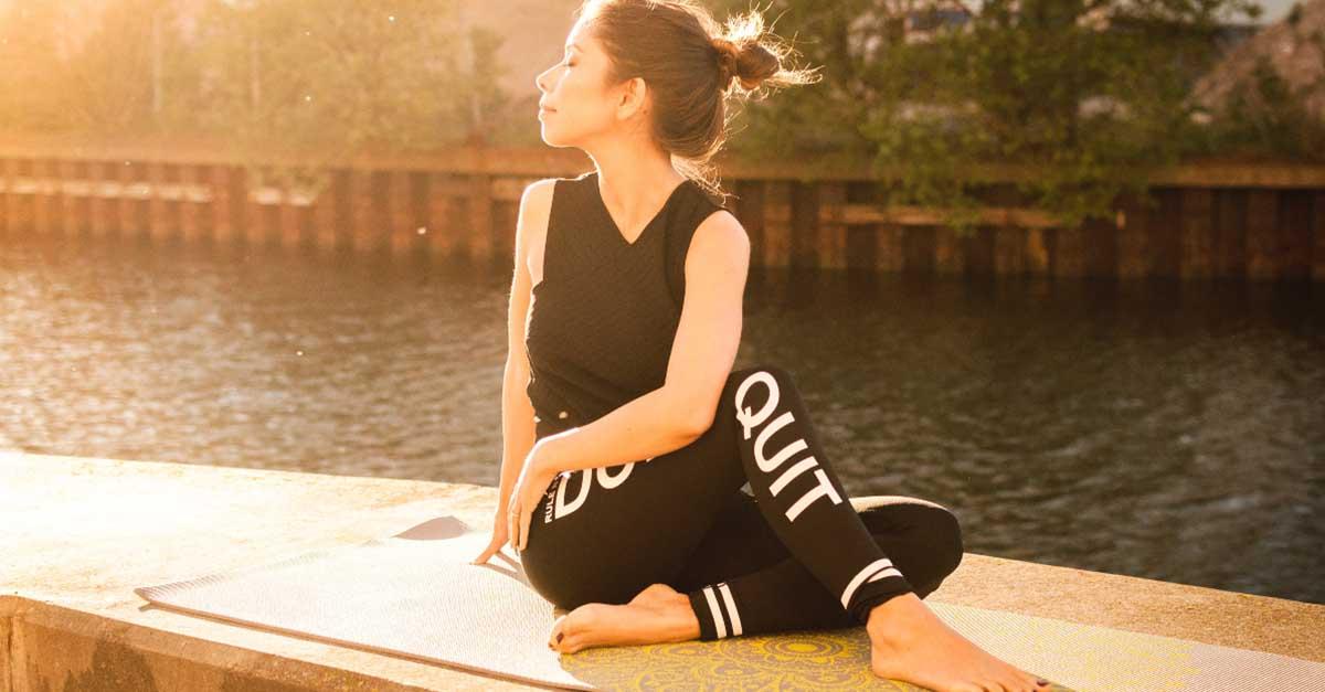 Disturbi del sonno e cancro al seno meglio camminare o praticare yoga 3