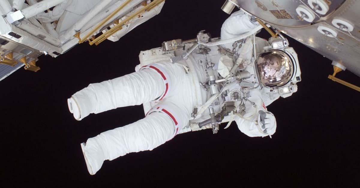 Astronauta e paziente oncologo 1