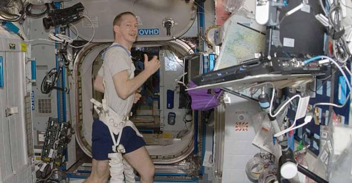 Astronauta e paziente oncologo 2